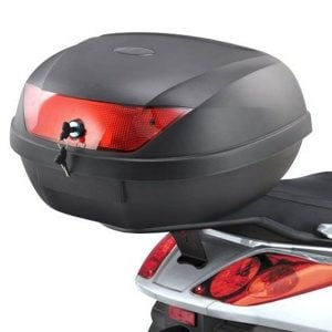 Motorbike Top Box 52l by Tekbox